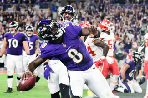 'Whistling In A Graveyard' – Baltimore Ravens Coach Issues Scary Warning To Lamar Jackson's Critics