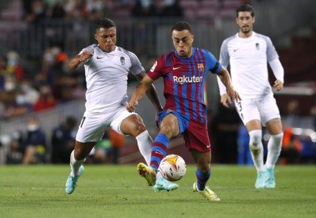 USMNT and FC Barcelona Star Sergino Dest Becomes Most Valuable Right Back in La Liga