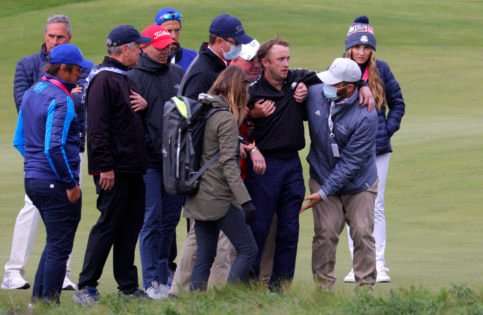 Is Tom Felton Okay? Harry Potter Star Hospitalized After Collapsing at Ryder Cup Celebrity Event