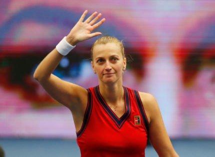 """It Feels Strange"": Petra Kvitova Upon Ending Her 2021 Season at Indian Wells"