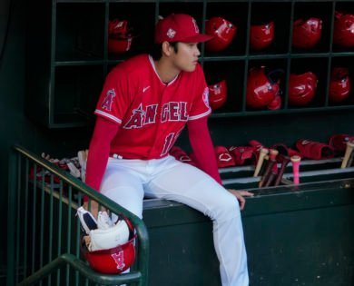 """""""I Want to Win"""": Shohei Ohtani Frustrated With Angles Loosing"""