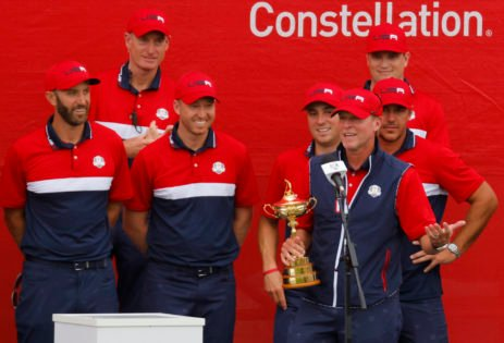 'Brooks and Bryson Wanted to Play Together' – Steve Stricker Gets Emotional Following Ryder Cup 2020 Victory