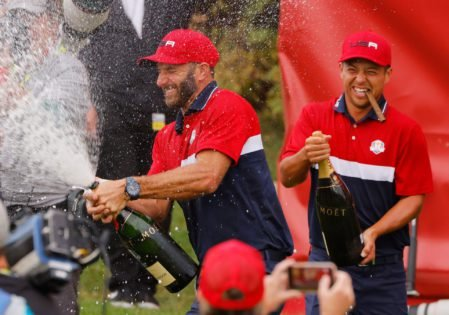 Was Dustin Johnson Drunk During the Ryder Cup 2020 Press Conference?