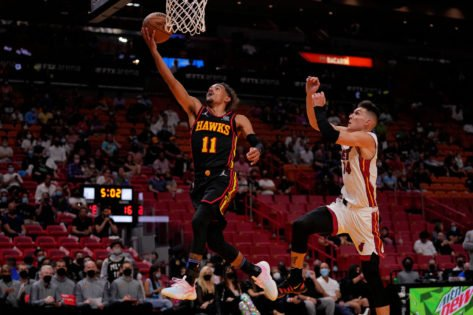 Atlanta Hawks' Trae Young Lists Down Players Like Stephen Curry, Chris Paul & Others That He Drew Inspiration From Over the Years
