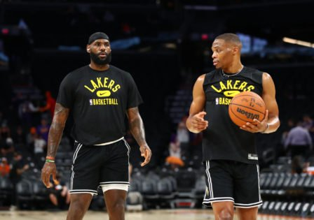 Lakers Coach Frank Vogel Drops Interesting Update on Starting Lineup For Opening Game