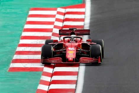 Four Young F1 Hopefuls Compete for a Place in the Ferrari Driver Academy