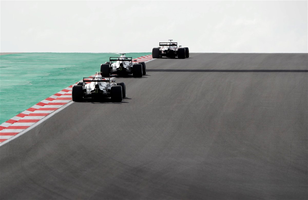 Turkish GP Qualifying Weather Forecast: Damp Afternoon at Istanbul Park  Amidst Appalling Overnight Rains? - EssentiallySports