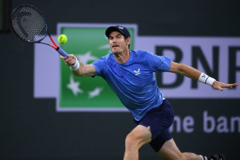 """""""Battling My Game"""": Andy Murray Unhappy With Indian Wells Masters 2021 Loss Against Alexander Zverev"""