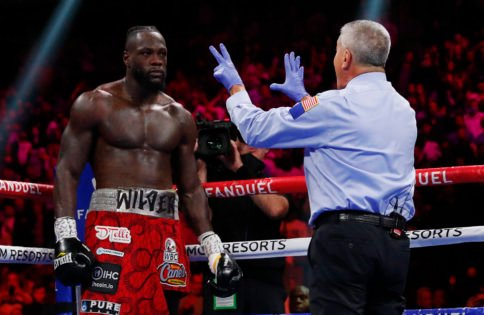 Promoter Claims Deontay Wilder 'Looked Hypnotized' Before the Tyson Fury Trilogy