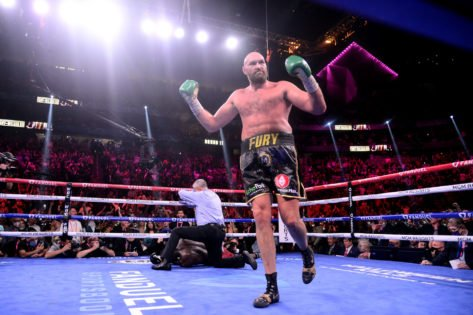 """""""Greatest Fight I've Ever Seen"""" – The Rock Comments on Tyson Fury and Deontay Wilder's Insane Boxing Match"""