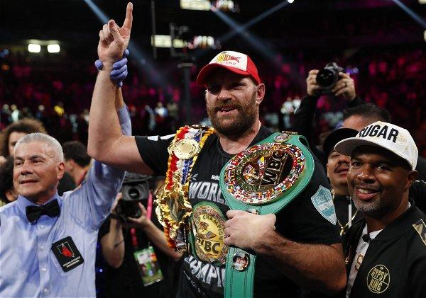 Jake Paul Trolls Tyson Fury Following Fury's Epic Win Over Deontay Wilder -  EssentiallySports