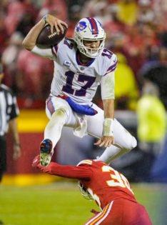 'He Can Jump Over Me If He Wants' – Josh Allen An Instant Hit In Buffalo Bills Locker Room