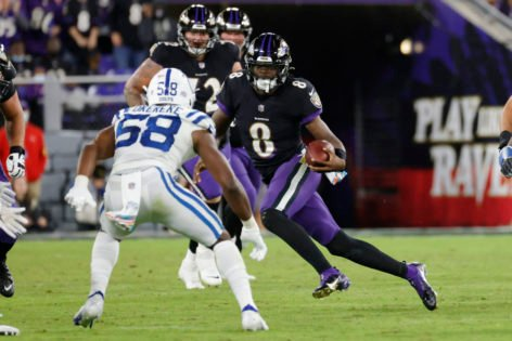Lamar Jackson For MVP? This Stat Proves He is Leading the Race Already