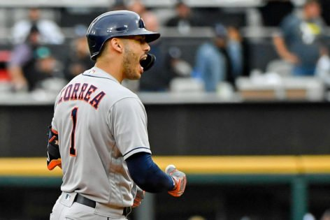 """""""Disrespectful Words With No Facts"""": Houston Astros' Carlos Correa Slams 'Cheater' Chants From Chicago White Sox"""