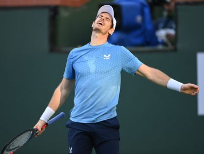 """""""Likes to Be Hard on Himself"""": Eugenie Bouchard on Andy Murray's Tough Loss to Alexander Zverev at Indian Wells 2021"""