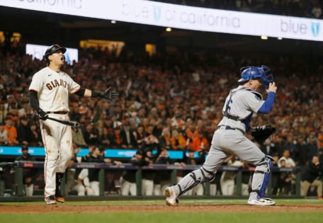 Fans Livid After Controversial Call Closes San Francisco Giants vs Los Angeles Dodgers Game