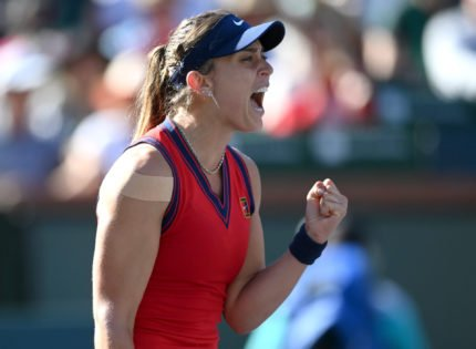 Paula Badosa Matches Serena Williams and Bianca Andreescu's Feat After Indian Wells 2021 Victory