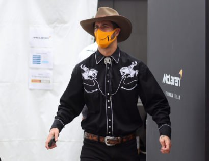 WATCH: Daniel Ricciardo Further Blends Into the United States With South American Accent
