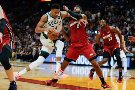 'Give Budenholzer Jail Time': Twitter Reacts to Jimmy Butler and Miami Heat Thumping Milwaukee Bucks by 42 Points