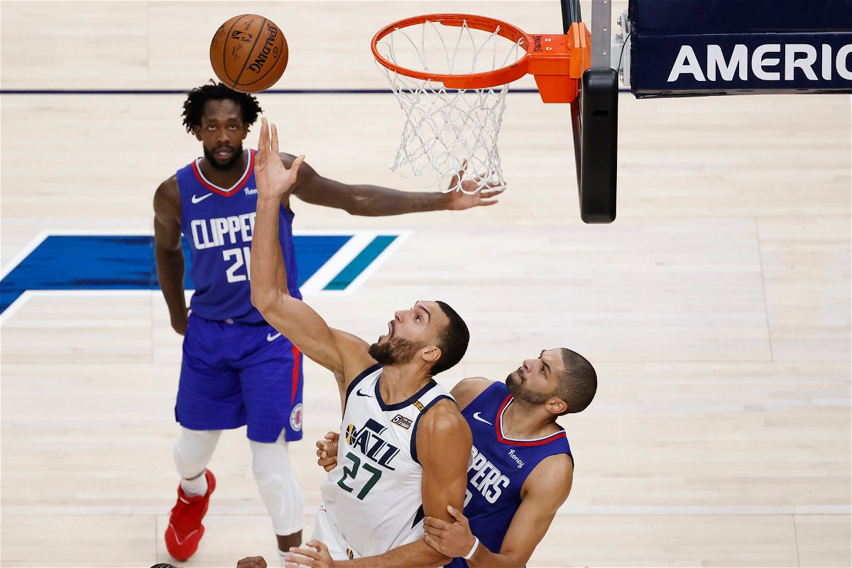 He Has A Great Agent Shaquille O Neal Mocks Utah Jazz For Giving Rudy Gobert 200 Million Extension Essentiallysports