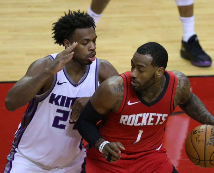 Houston Rockets star John Wall was praised by Buddy Hield