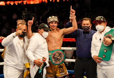 Ryan Garcia Reveals Who He'll Fight After Defeating Joseph Diaz
