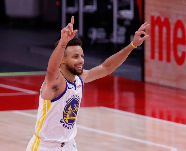 Golden State Warriors star Stephen Curry