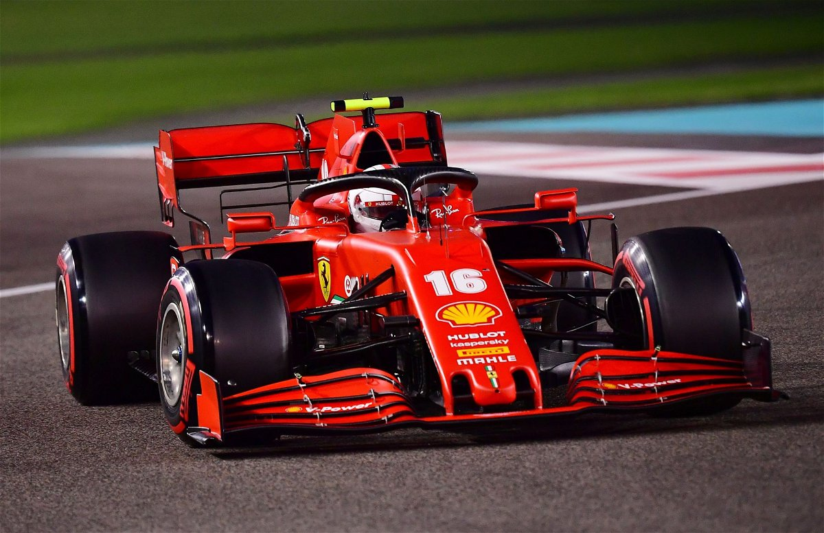 Ferrari F1 2021 Latest News Results Drivers And Car Updates