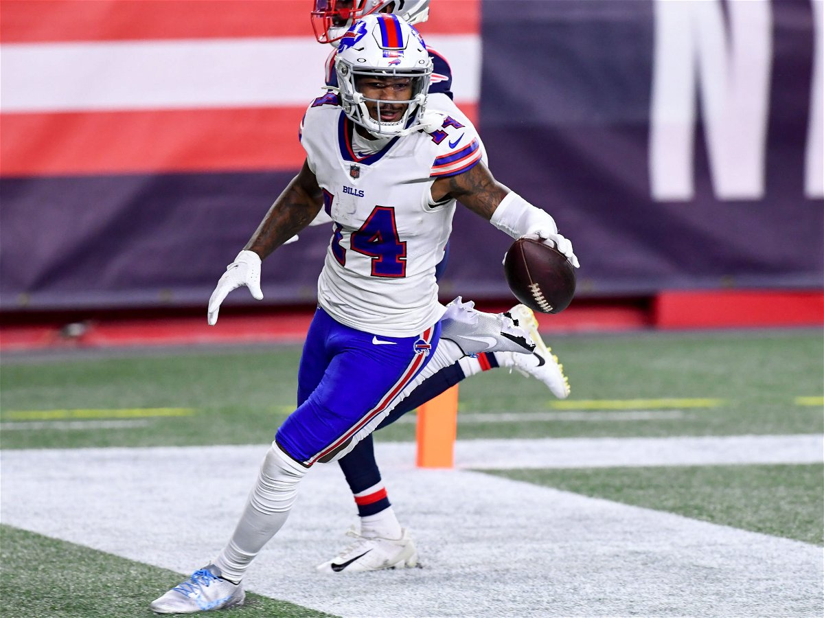 Stefon Diggs Set to Make First Buffalo Bills Appearance in ...