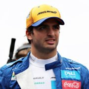 Carlos Sainz ahead of the Mexican Grand Prix
