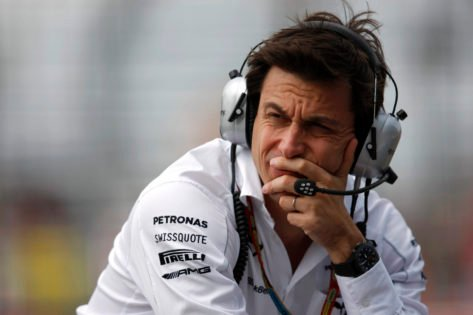Toto Wolff Sets Off the Internet With Diplomatic Response to Valtteri Bottas' 'Firing'