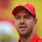 在日本大奖赛比赛之前Sebastian vettel