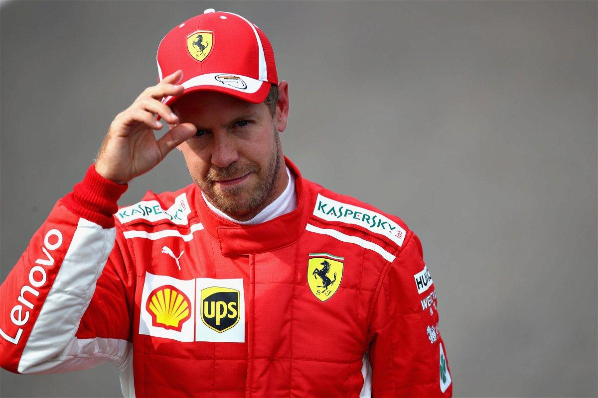 Aston Martin Send F1 Twitter Into A Frenzy With Sensational Tease Of Sebastian Vettel In Racing Gear Essentiallysports