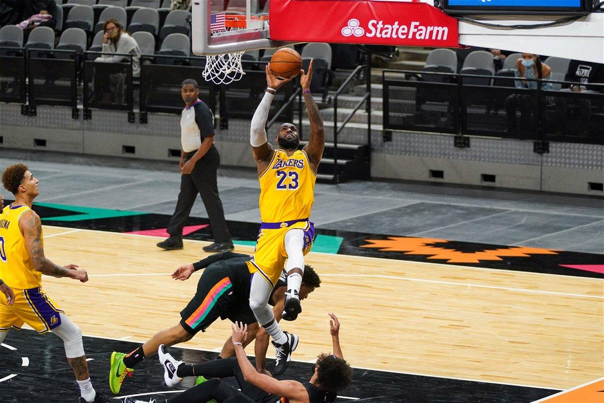 Will LeBron James Play Tonight? Los Angeles Lakers vs ...