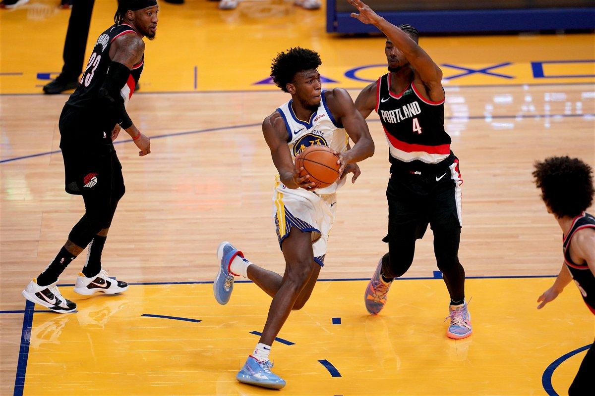 Wiseman:聯盟里的球員都太聰明了,會在搶籃板時勾住我!-籃球圈