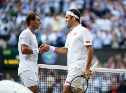 """""""A Match With Adrenaline"""": Rafael Nadal Reminisces Historic Battle With Roger Federer at Wimbledon"""