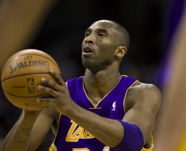 Lakers Kobe Bryant