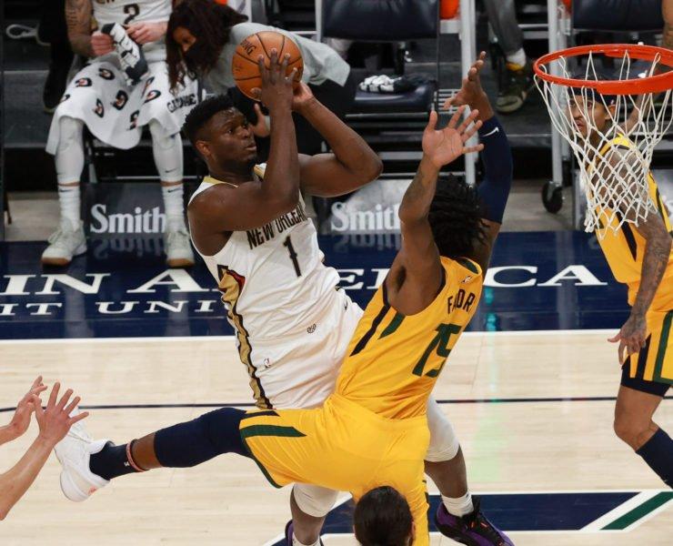 Pelicans' Zion Williamson