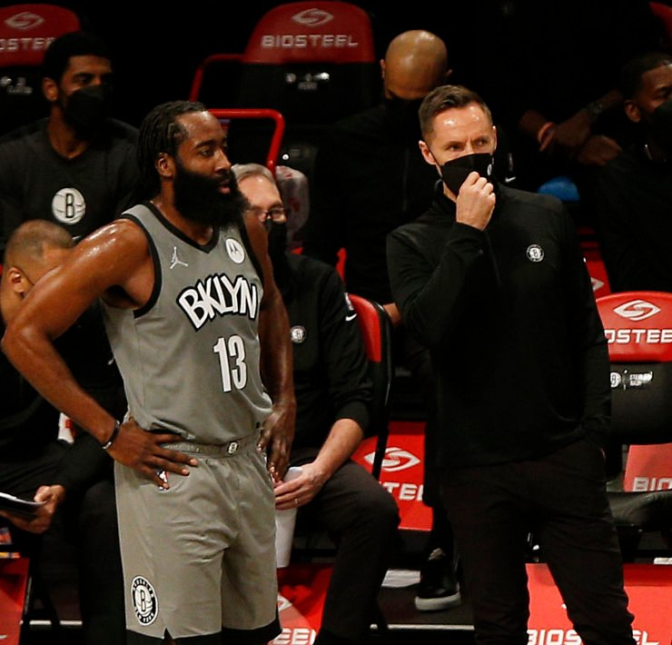 Brooklyn Nets' James Harden