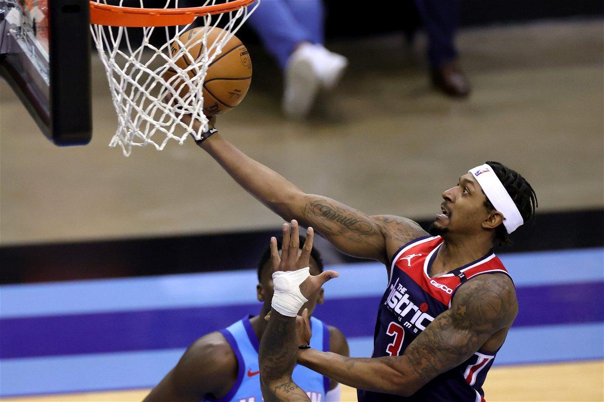 Washington Wizards' Bradley Beal