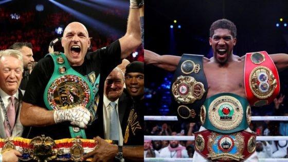 Winner of Oleksandr Usyk vs Joe Joyce Will Fight the Winner of Anthony Joshua vs Tyson Fury Within 180 Days – Says New WBO Order