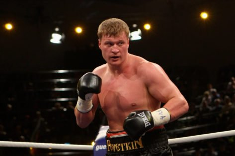 Promoter Feels It's Time for Alexander Povetkin to End His Career thumbnail