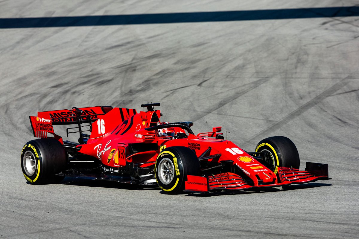 Ferrari F1 Bag 2 Major Sponsors Thanks To Leclerc And Sainz Essentiallysports