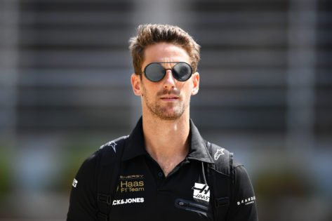 Romain Grosjean Eligible to Compete in Full Indy Championship After Passing Rookie 'Oval' Test