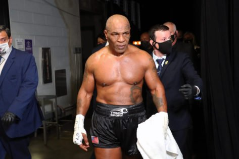 Mike Tyson Pens a Powerful Message to Motivate His Fans