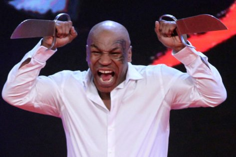 Mike Tyson Explains Why He Never Kills Anything Anymore