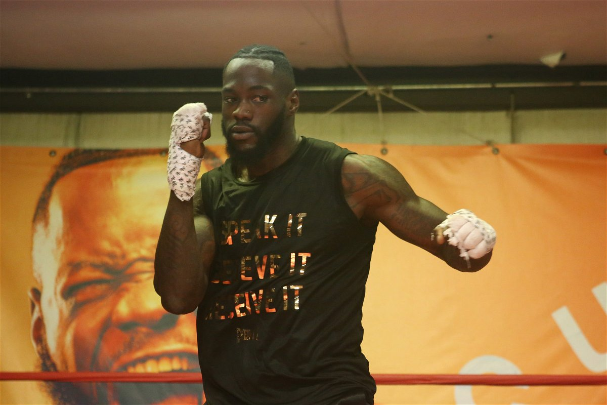 Derek Chisora advises Deontay Wilder to demand $ 60 million to deal with Dillian Whyte