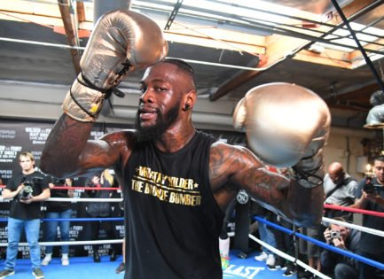 Tyson Fury's Father Promises Blood, Snot, and Retirement in Deontay Wilder Trilogy