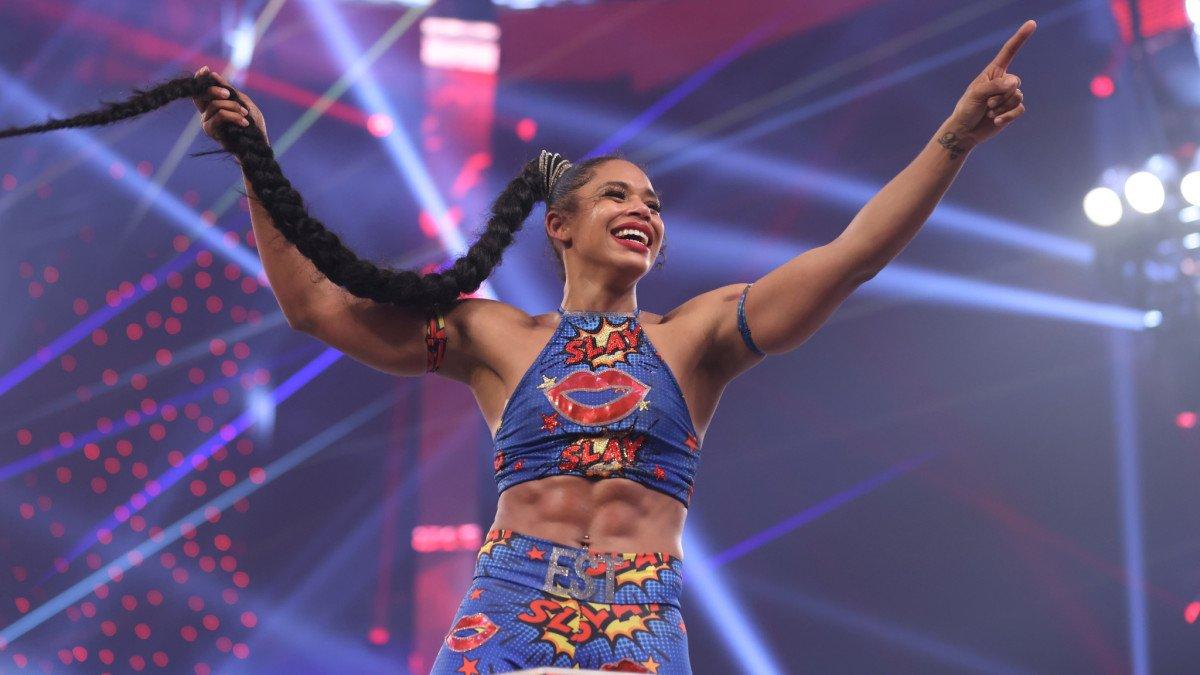Breaking Bianca Belair Wins The Smackdown Women S Championship At Wrestlemania 37 Essentiallysports