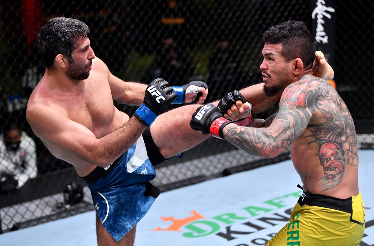 Beneil Dariush Wants Dana White to Hire the 'Best Flyweight in the World' Maikel Perez Into the UFC Roster - EssentiallySports